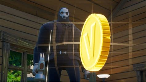 Fortnite: How the get the mysterious gold coin? - Millenium