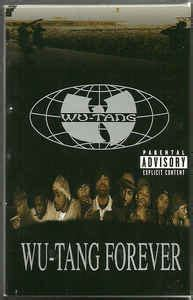 Wu-Tang Clan - Wu-Tang Forever (Cassette, US, 1997) For