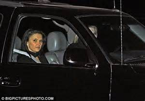 Has Mr Brittany Murphy got something to hide?   Daily Mail