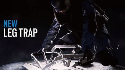 This Rainbow Six Siege 'Frost & Lesion' Trap Strategy Is