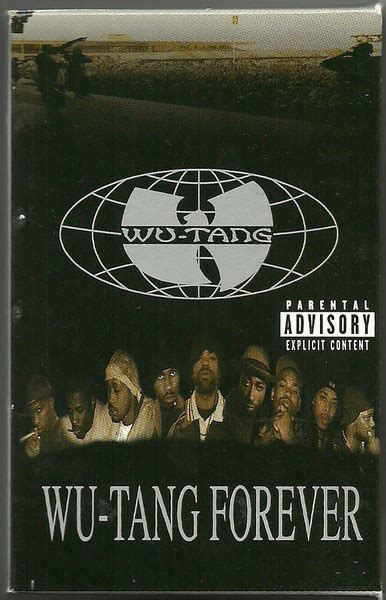 Wu-Tang Clan - Wu-Tang Forever (1997, Cassette) | Discogs