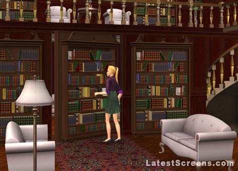 All The Sims 2 Apartment Life Screenshots for PC